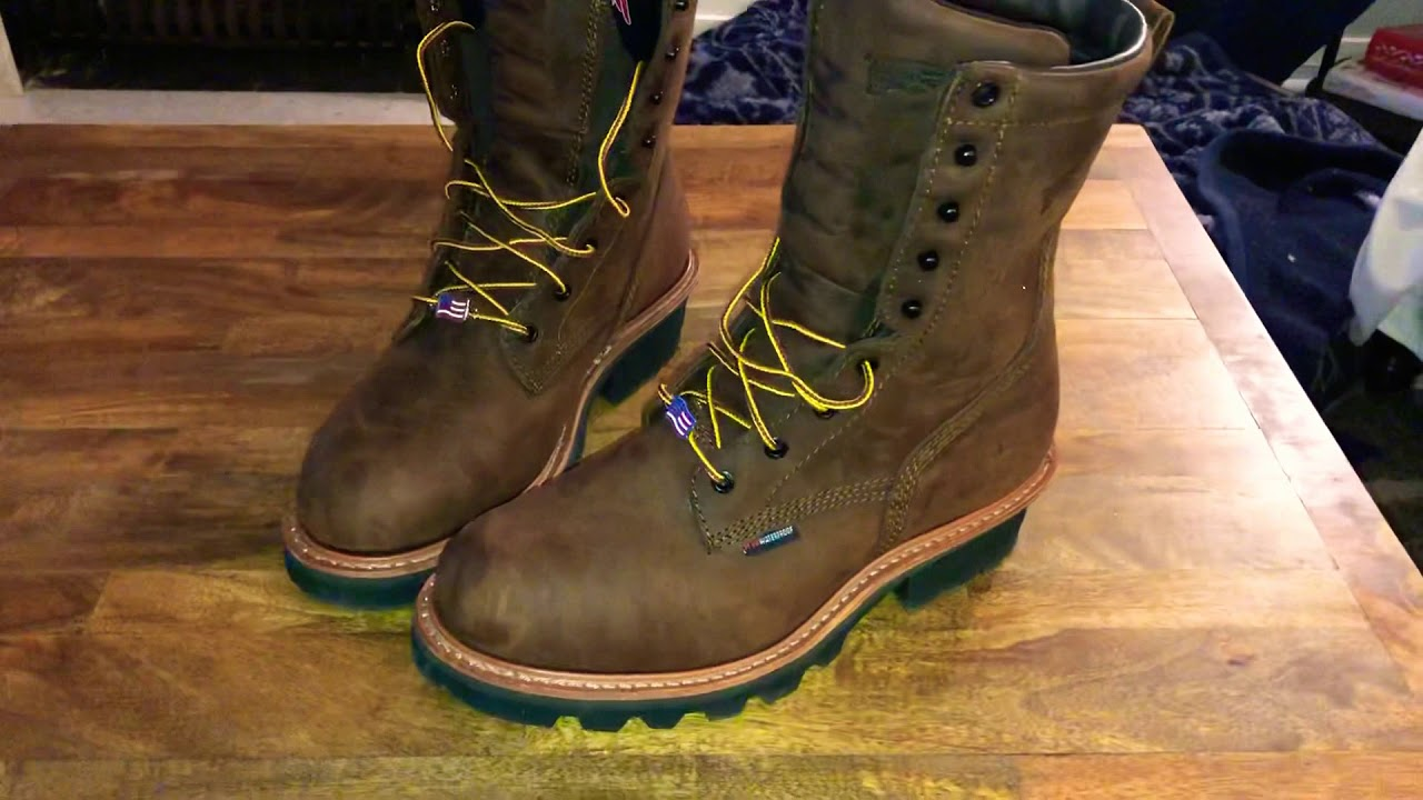 fbcce463f4a Red Wing Logger 4420.