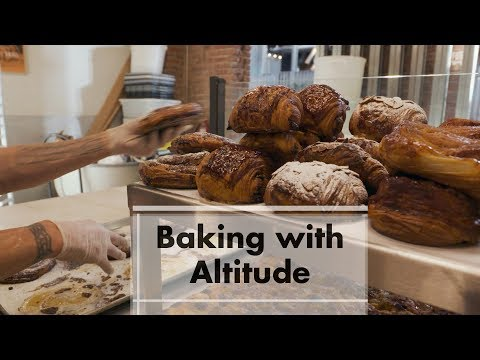 Arts District: Baking With Altitude