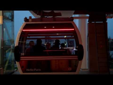 Arsenal's German stars fly the Emirates Air Line | Arsenal | Emirates Airline