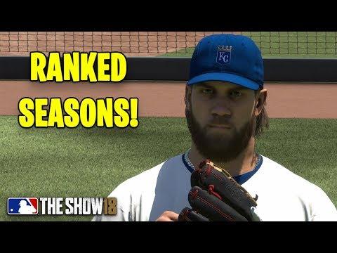 Ranked Seasons (860 Rating) MLB The Show 18 Diamond Dynasty