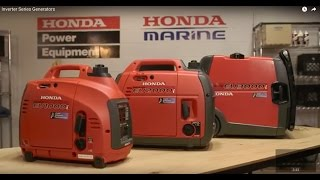 Inverter Series Generators