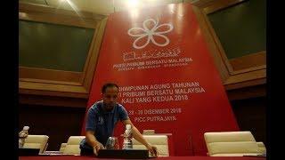 Bersatu's AGM kicks off today in Putrajaya