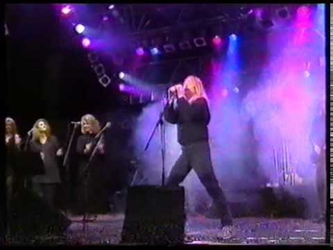 Larry Norman & Q Stone - Live at Flevo 1989