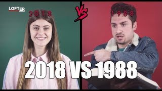 2018 VS 1988 | ANTHONY IPANT'S feat. JENNY DENUCCI