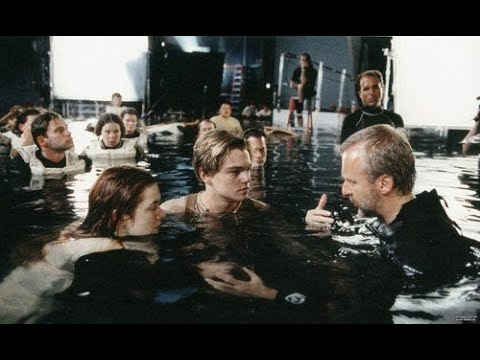 Титаник съёмки фильма|Titanic Filming Of The Movie