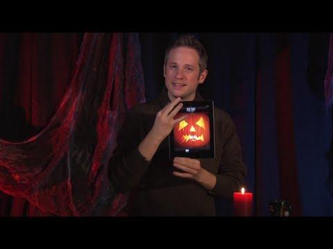 iPad Horror Halloween Magic - Simon Pierro