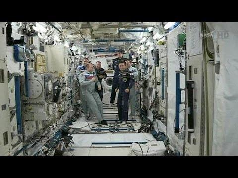 ISS : le Japonais Koichi Wakata prend les commandes