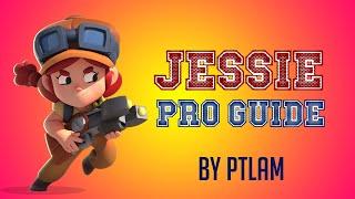 Brawl Stars | Jessie pro guide, tips u0026 trick