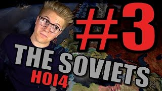 Hearts of Iron 4 – Soviet Union 1936 Gameplay [HOI4 World War 2] Part 3 -  Civil War in Spain