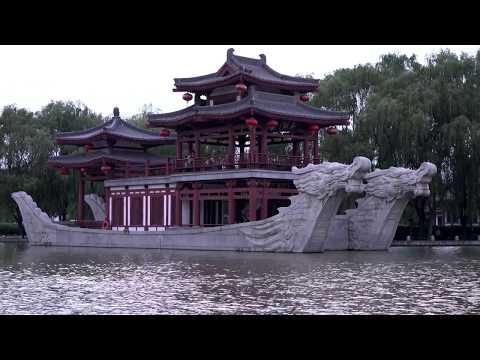 3rd day Xi'an tour, China - 4K