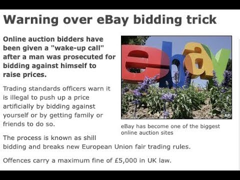Shill Bidding Update Numistacker Sidekick Admits Shilling Through Numistacker Ebay Youtube