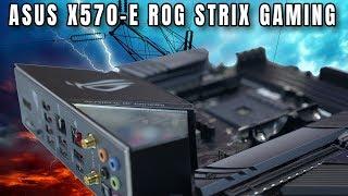 Asus X570-E ROG STRIX GAMING - test płyty głównej pod Ryzen 3