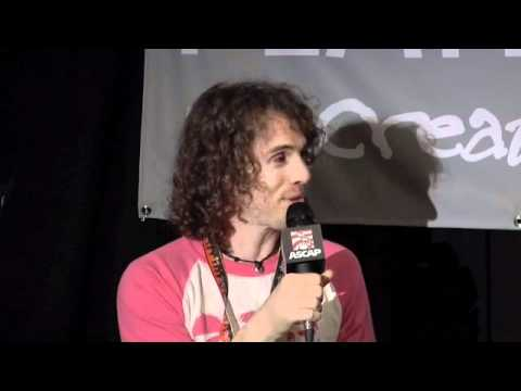 Scott Jacoby  at the ASCAP EXPO Playback Stage
