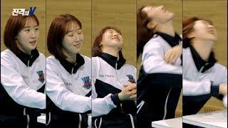 '미녀선수' 고예림에게 유명인 고백 받았냐고 물었더니…