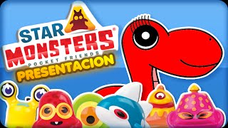 star monsters pocket friends   serie 1   presentacin 0