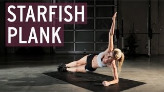 Exercise Tutorial - Starfish Plank