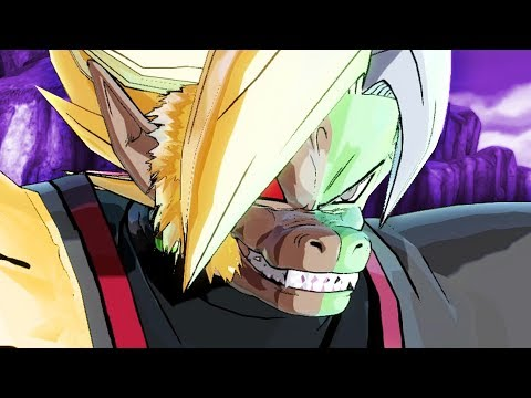 MERGED ZAMASU CORRUPT GREAT APE! DRAGON BALL SUPER GT CROSSO
