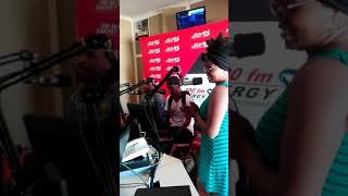 Baixar Tswazis interview for BumJiveSaturday at Radio Energy 100fm 2018