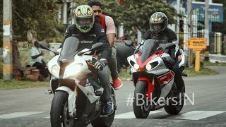 Why people LOVE Superbikes in INDIA - LOUD FLYBYS