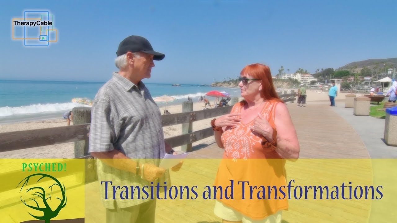 PSYCHED! Transitions and Transformations, Cell Phone Addiction Symptoms