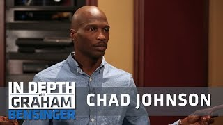 Chad Johnson: Drug-selling friends pushed me away