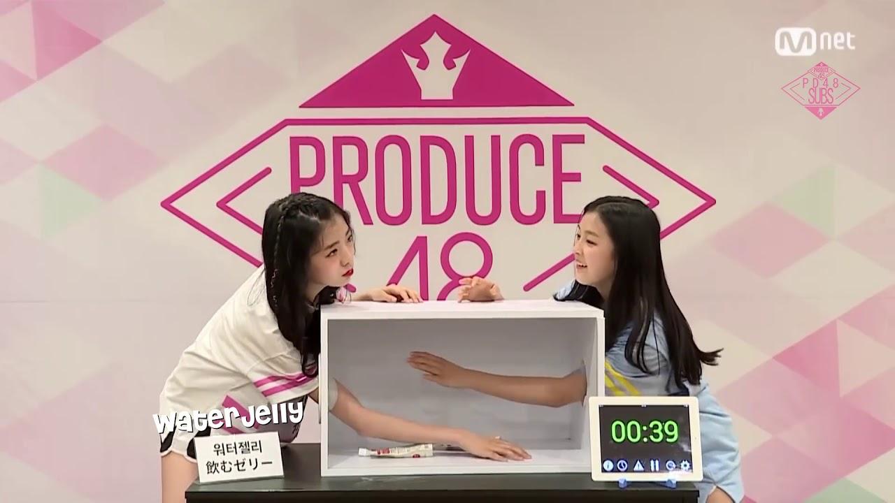 [ENG SUB] PD48 48 Special - Hidden Box Mission   Kang Damin (Wellmade Yedang) vs Lee Haeun (MNH)