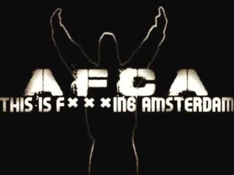 Dj K Dhaffy gooit Amsterdam Ajax in een Hardcore mix !