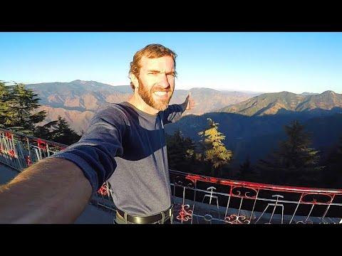 A Tour of Mussoorie, India & Incredible Himalaya Views