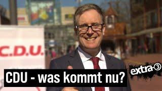 Wahlkampf auf der Straße – Philipp Meyer-Degenhardt rettet die Union