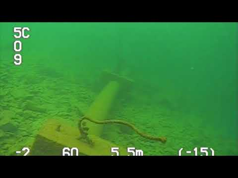 Aquadrone Marine Service - Scenic Bay Waterline ROV Inspection