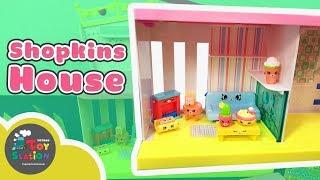 Shopkins Happy Places, Ngôi nhà Shopkins - ToyStation 108