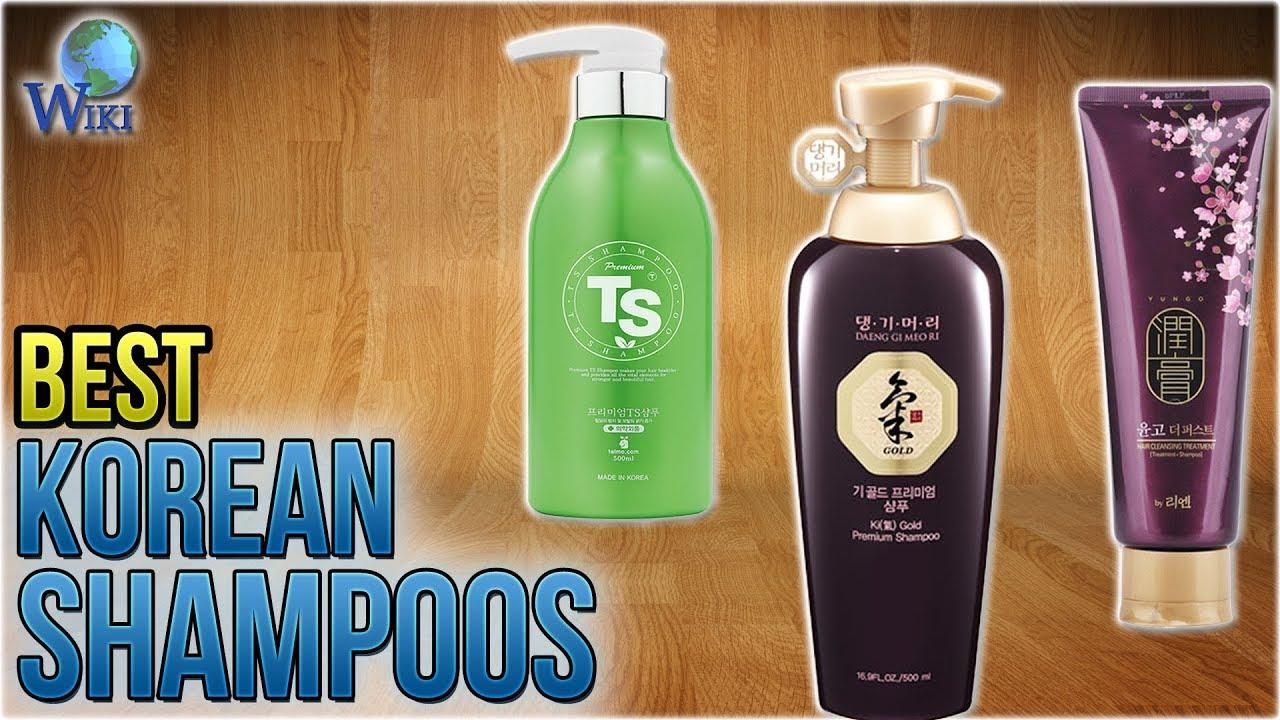 9 Best Korean Shampoos 2018