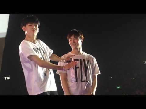 160624 GOT7 Fly in Singapore - Fly Remix