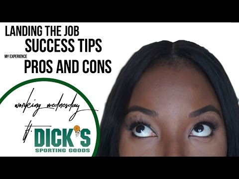 Working at Dicks Sporting Goods: Pros and Cons, Success Tips, Hiring Process