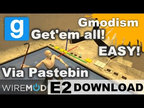 Garry's Mod: Wiremod Expression 2 (E2) Collection Download at