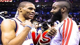 James Harden vs Russell Westbrook - Who Will Win The MVP!?
