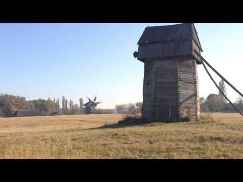 Pyrohiv, Ukraine in Hyperlapse