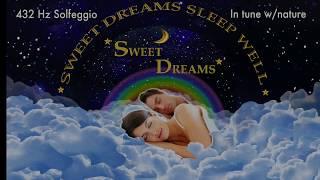 BEST SLEEP MUSIC by ©Aeoliah 432 Hz Solfeggio Healing Frequency