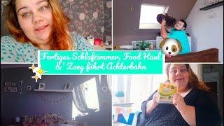 Unser Schlafzimmer 🛏 ⎮ FOOD HAUL 🛍 ⎮ Zoey fährt Achterbahn 🎢 ⎮ 24. September 2018 ⎮ Jessi