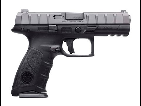 The Beretta APX, Win The Fight!