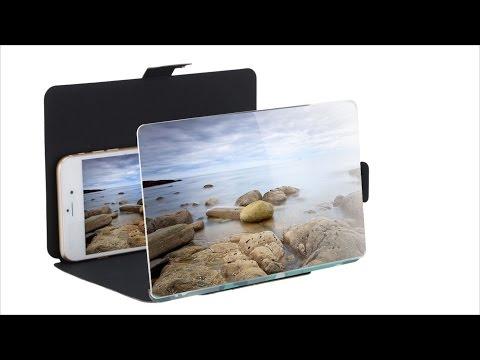 Подставка с 3D линзой увеличивающая экран телефона!  Alex Boyko