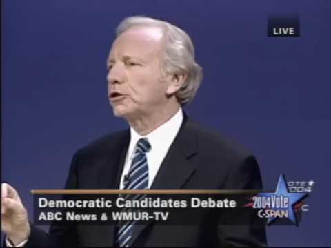 Democratic Primary Debate 2004 (U of New Hampshire)