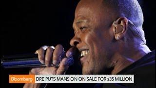 For Sale: Dr. Dre's $35M Hollywood Hills Mansion
