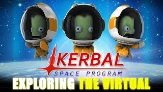 Kerbal Space Program Career Mode pt 7 (With Mods)