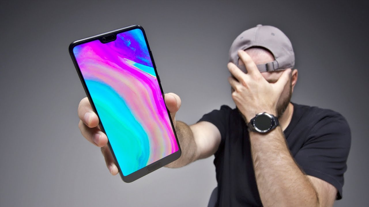 Switching To The Huawei P20 Pro