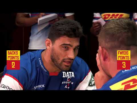 DHL Stormers Bad Jokes | Forwards vs. Backs