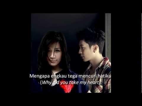 Tim & Astrid - Saranghamnida - Lyrics Video