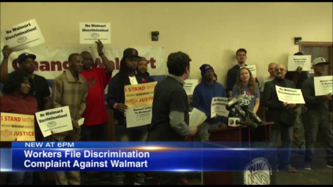 Black Walmart Workers Promised Raises But Were Instead Fired Over Their Criminal Records