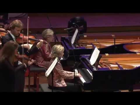 Bach  Concerto for 4 pianos Alma Chamber Orchestra