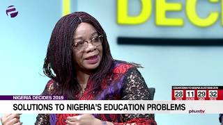 Education Is Th New 'OIL' for the Nigerian Economy